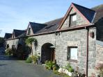 Adjacent to Graig Wen's other self-catering lets and The Slate B & B accommodation