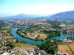 Spectacular Views from Kaunos the Antique City and the Dalyan Delta