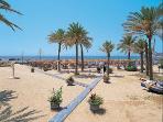 Benalmadena's Fabulous Beach