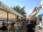 Fish Restaurants in Cabo de palos