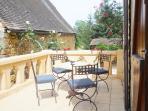 Suite private terrace