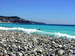 Riviera seashore