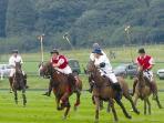 Polo at Cowdray Park