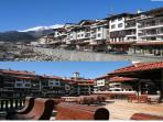 Exterior Views of Bansko Royal Towers