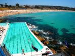 The famous Bondi Icebergs Pool, Bondi Beach