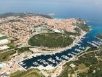 santa teresa town and harbour