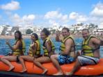 Lanzarote fun at Playa Dorada