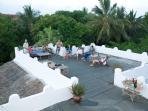 Roof top sundowners