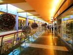 Shopping heaven, at the new Dos Mares mall, and a great place for lunch or tapas, too