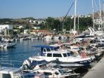 Gundogan Harbour