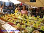 Spices on Dalyan market