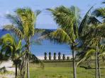 Servicios adicionales: asados en la Playa de Anakena