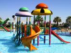 Slide & Splash Toddlers Pool