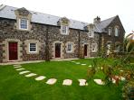 Police House Cottages - spacious comfort in the heart of Embleton