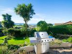 Sea view for your BBQs