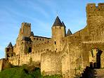 La Cite at Carcassonne