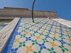 Building's Tiles