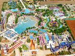 Aerial view - Ayia Napa waterpark