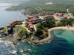 Aeral picture of Saint Thomas Holiday Village