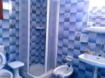 Bathroom - Skafonas Apartments, Pelekas | Corfu | Greece