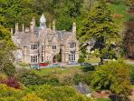 Plas Glyn y Weddw Gallery, Llanbedrog. A magnificent Manor House