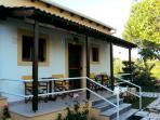 Apartment No1 and balconies- Skafonas Apartments, Pelekas | Corfu | Greece