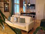 Luxury design spacious flat in Prague centre