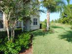 Quiet location with conservation views