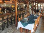Our traditional bar and restaurant