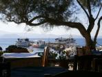 Local fishing village of Agia Anna