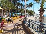 Torrecilla Beach Promenade