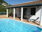 Villa, piscina ,vistas cerca del Caminito del Rey