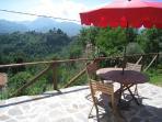 tavernetta terrace & Pania