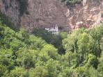 Calomini's hermitage