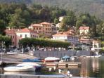 un petit aperçu du très beau village classé de Mergozzo