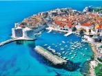 Dubrovnik-one of the most beautiful cities in the world,UNESCO world heritage ( Just 4 - 5 h  drive)