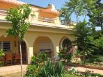 Cozy and comfortable holiday villa,  with air-conditioned bedrooms and pool.