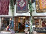 Quality goods and gifts in Fethiye's old quarter