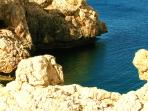 The Cape Greco coastline has been host to a neolithic civilization 10,000 years ago.