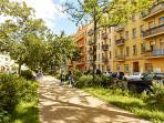 The beautiful Bänschstraße