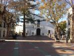 Balcon church I Town