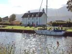 The Lock Keeper's Cottage-UPPER DECK