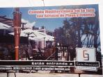 Popular Restaurant in the Beach