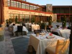 Terraza Restaurante Mar de Olivos