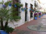 Una calle típica