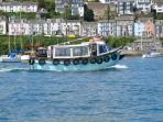 The Flushing Ferry runs to Falmouth every 30 minutes