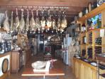 Fabulous wine shop / deli in Duras