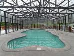 Hidden Springs Resort Pool near Dollywood