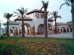 Mar Menor Golf Resort Entrance