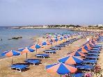 Corallia Beach 300 metres